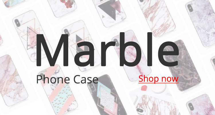 Wholesale Soft TPU Marble Pattern Phone Case