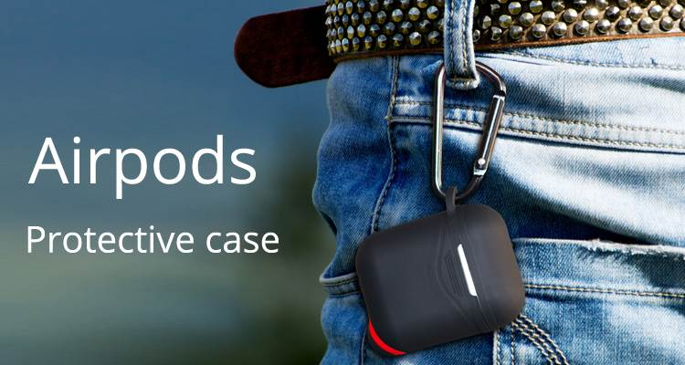 Wholesale Apple Airpods Protective Case